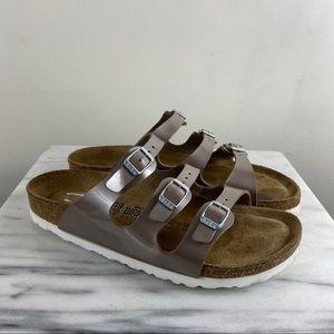 Birkenstock Florida Slip On Comfort Sandals 39 9 N